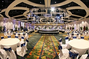 Orlando World Center Marriott-Grand Ballroom