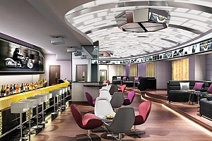 Cloud Nine Nightclub Concept